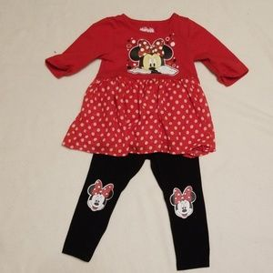 3T Minnie Mouse outfit